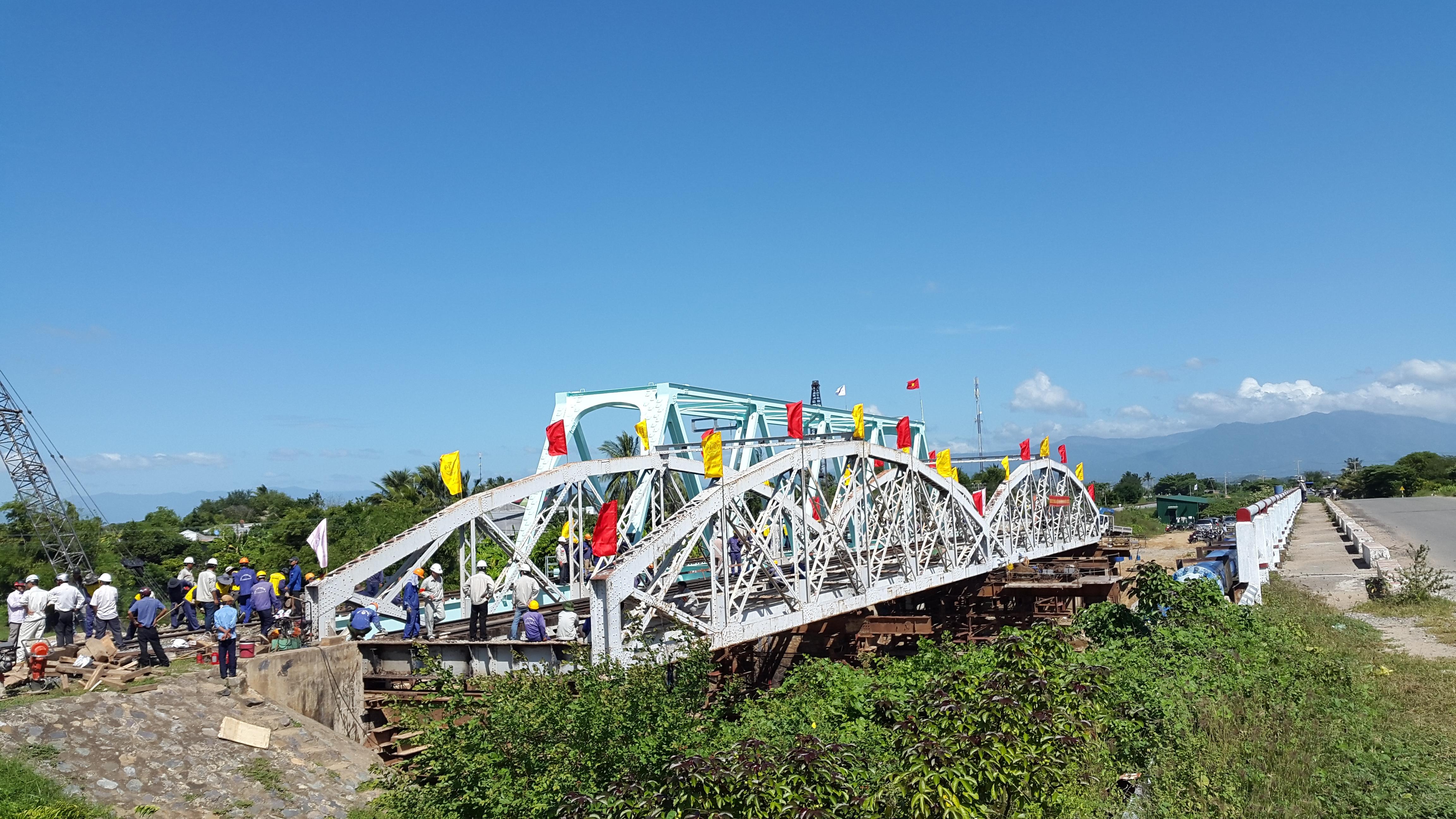 Cầu Sông Quao -Ninh Thuận