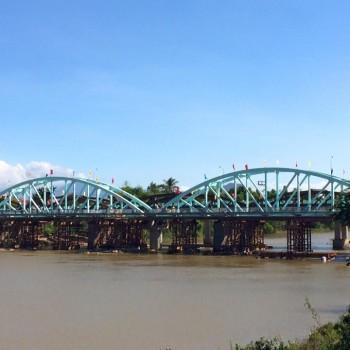 Cầu Tháp Chàm – Ninh Thuận
