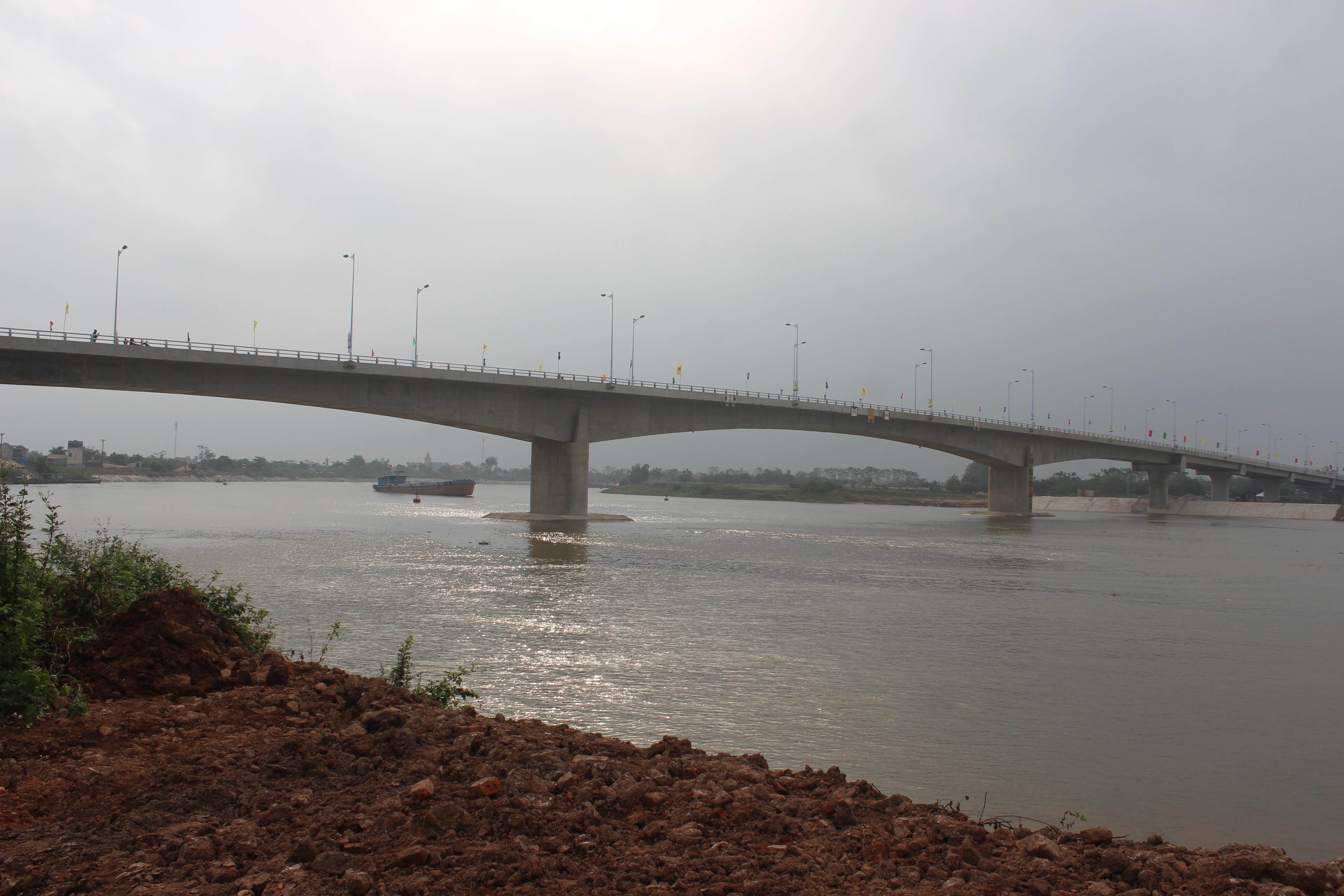 Cầu Tân Phong – Nam Định