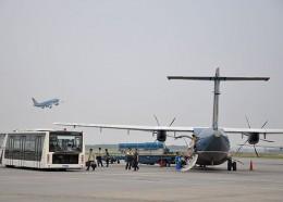 Ngấp nghé quá tải, cách nào nâng công suất cảng hàng không Nội Bài?