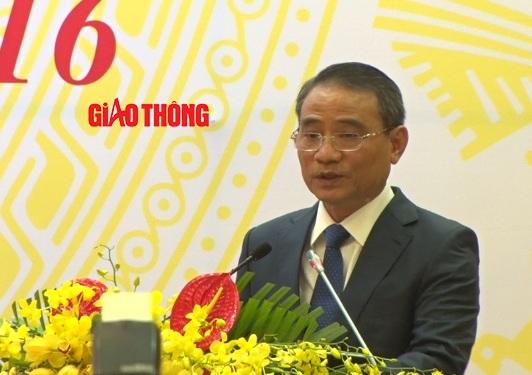 Tân Bộ trưởng Bộ GTVT Trương Quang Nghĩa nói gì khi nhậm chức?